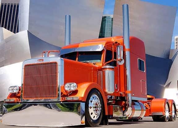 Легендарные американские грузовики