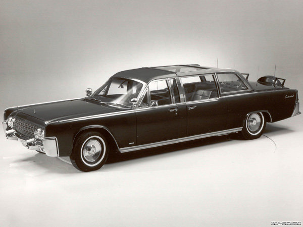 Lincoln Continental Presidential X-100 Concept
