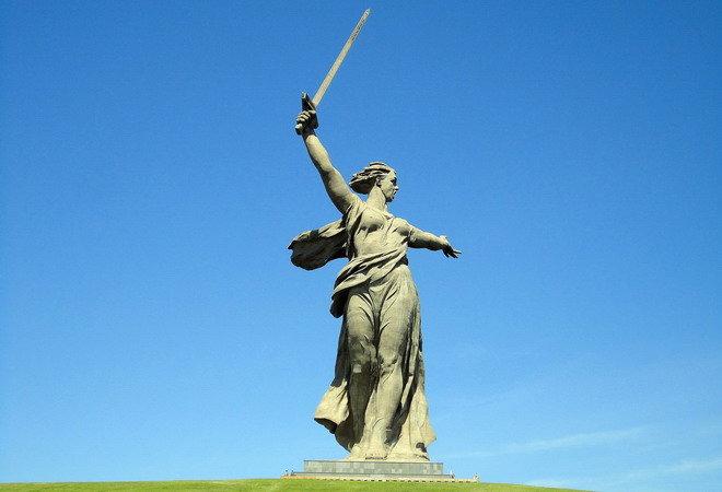 Мамаев курган в г. Волгограде: фото, видео, адрес и история мемориала
