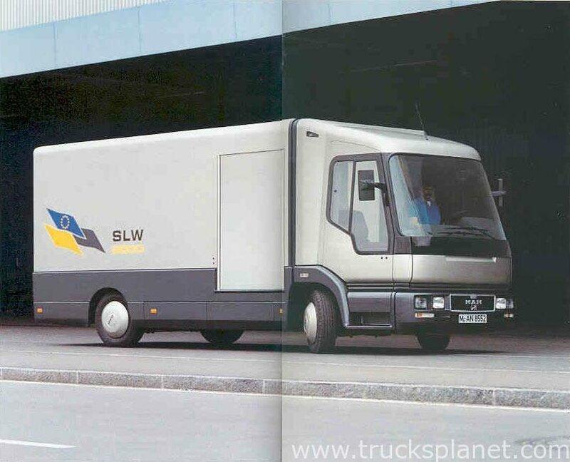 MAN SLW2000