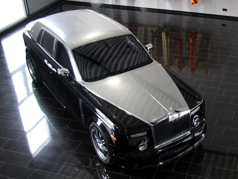 Mansory Rolls-Royce Phantom Conquistador