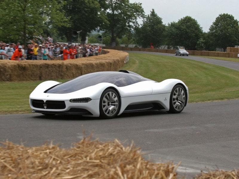 """Maserati Birdcage 75th Pininfarina Concept 2005 — """"птичья клетка"""" » Autoplus - Автоновости, тест-драйвы, обзоры, обслуживание и ремонт автомобилей"""