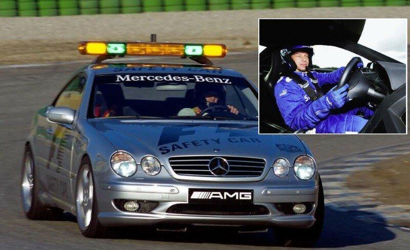 Mercedes-Benz CL AMG