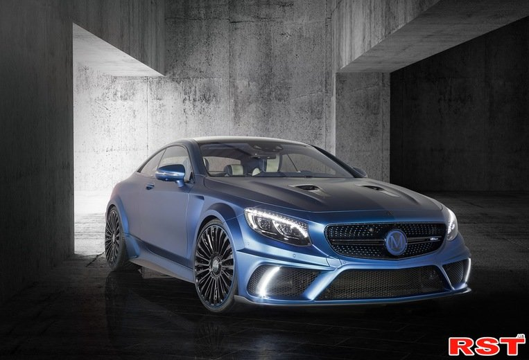Mercedes-Benz S63 AMG Coupe Diamond Edition от Mansory