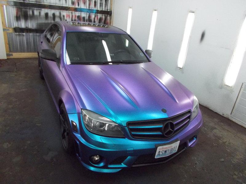 Mercedes C204
