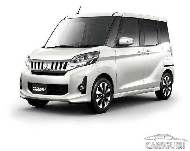 Mitsubishi готовит новые кей-кары - CarsGuru.net