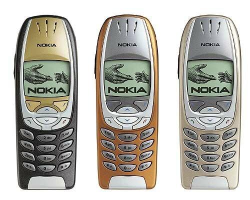 Mobile-review.com Обзор GSM-телефона Nokia 6310