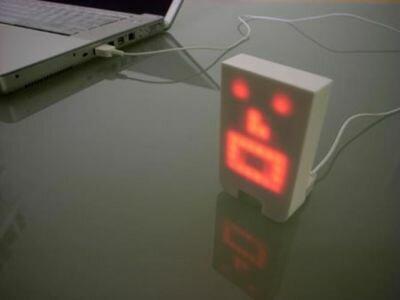 Mr.Tengu — «USB-тамагочи» с музыкальными пристрастиями