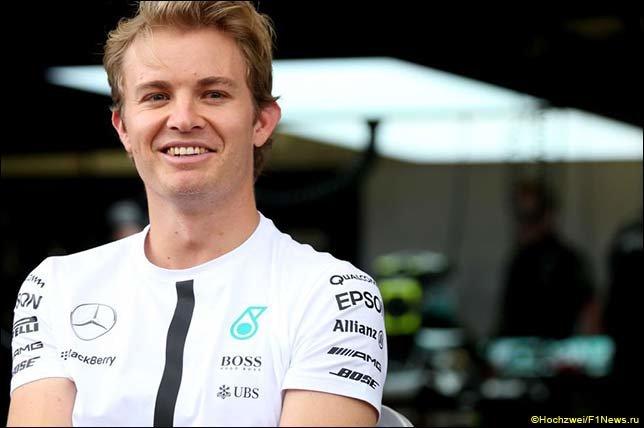 Нико Росберг: Я чувствую себя победителем - все новости Формулы 1 2016
