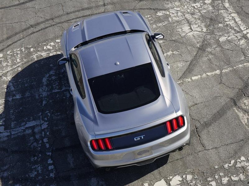 Новый Ford Mustang 2014-2015 - фото, особенности, характеристики, цена