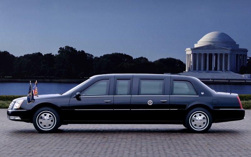 Обои cadillac, presidential, state, car - авто фото, обои на рабочий стол cadillac - скачать