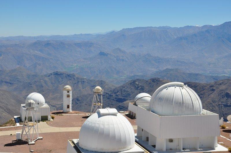 Обсерватория Серро-Тололо, Чили