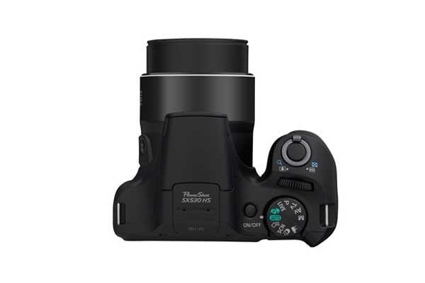 Обзор Canon PowerShot SX530 HS