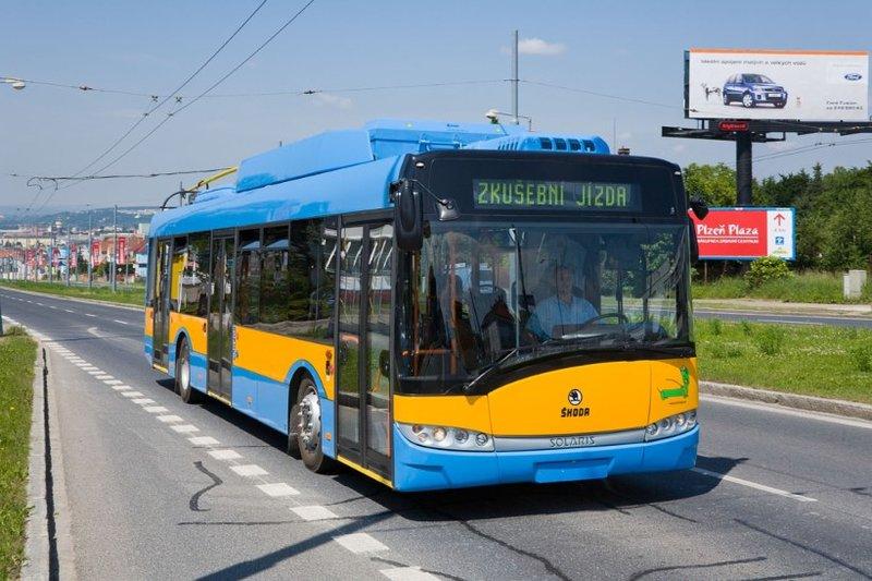 Троллейбус Шкода 26 Tr с дизельным двигателем. - Альбом #2 - трамвай - Участники - Фотогалерея iXBT