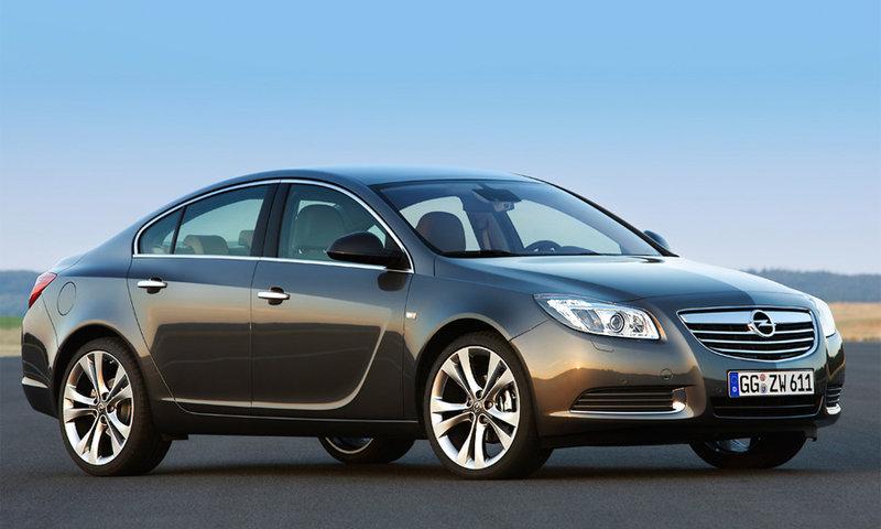 "Opel Insignia признан ""Автомобилем года – 2009"" - АВТО НОВОСТИ | AV.BY"