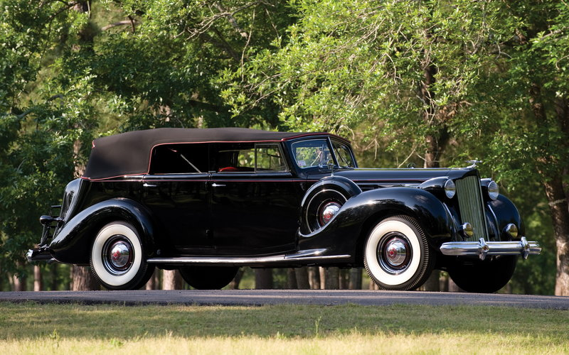 Packard Twelve Convertible Sedan '1938