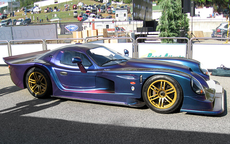Panoz Esperante GTR-1 Road Car\