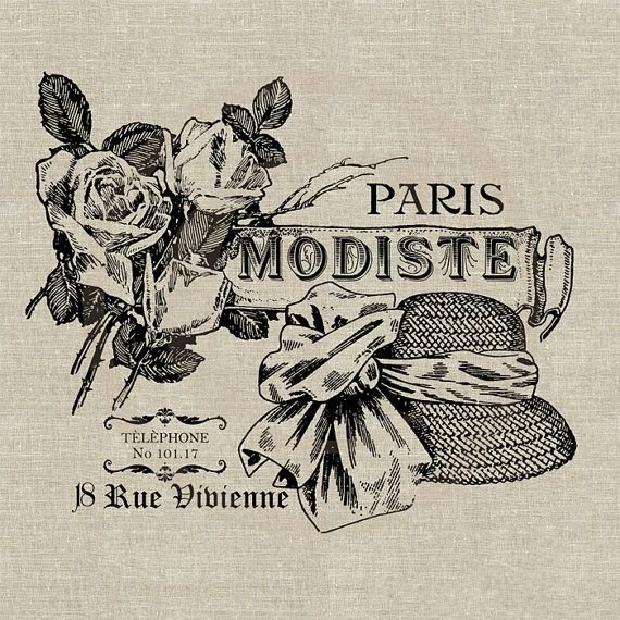 Paris Modiste