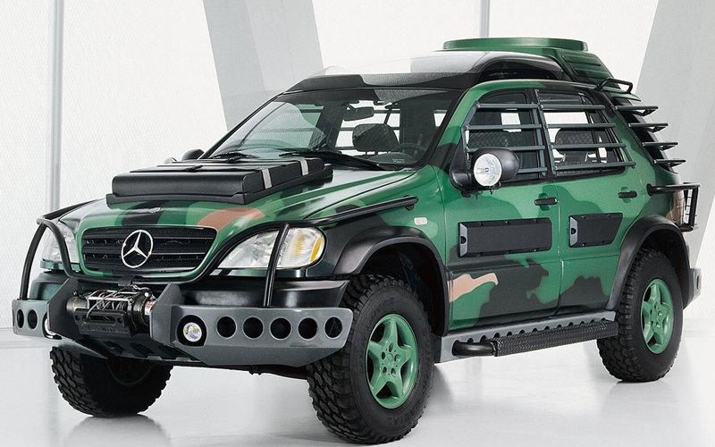 Пять лучших автомобилей для защиты от зомби