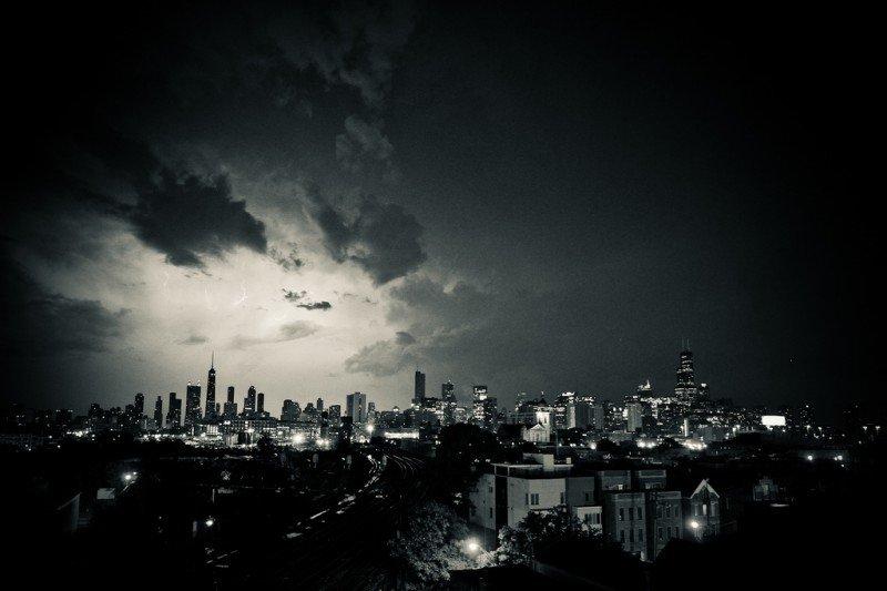 Подборка фотографий невероятных огней ночного города | Beloweb.ru