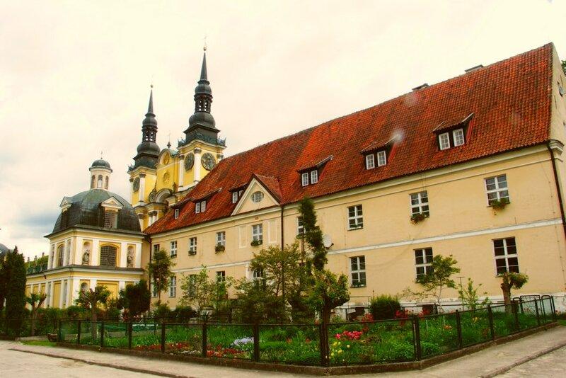 Поговорим о Польше :: Просмотр темы - Костелы Польши
