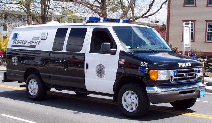 Полицейские машины США | WikiAutos.ru