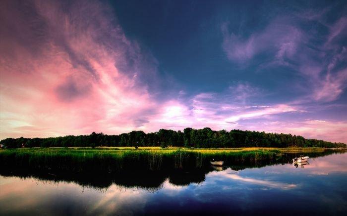 Построение композиции пейзажного снимка - это просто! | Делай Фото