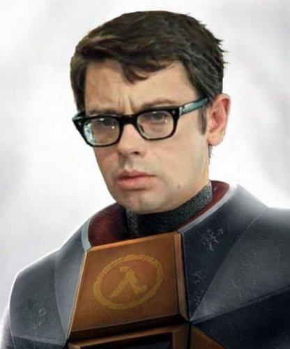 Прикольные картинки по Half-life