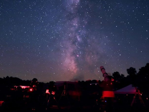 Простые советы по наблюдению звездного неба