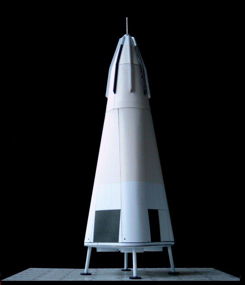 Ракетоноситель будущего