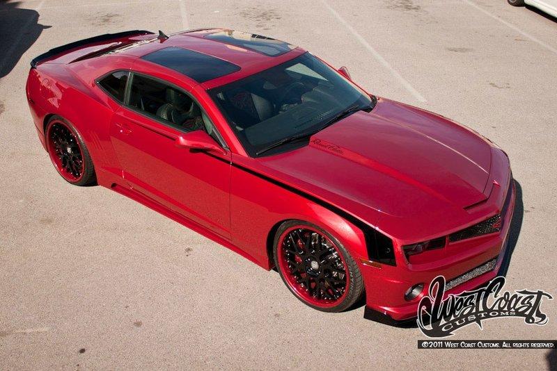 Rascal Flatts Camaro | 20 фотографий