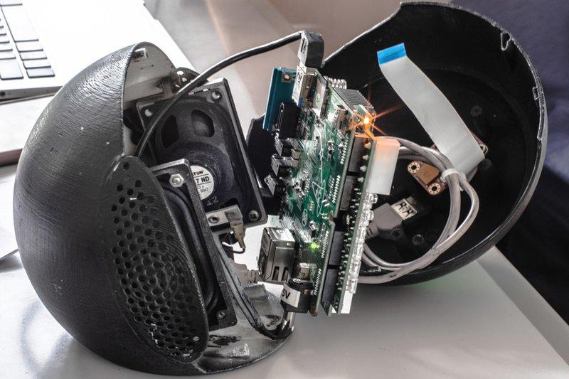 Робот-помощник Лекси взял первое место на Imagine Cup / Блог компании Lexy / Хабрахабр