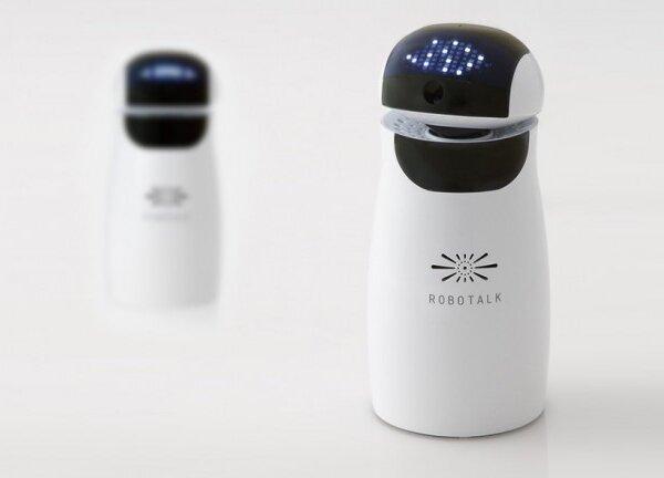 Robotalk: голосовой робот-помощник