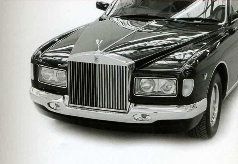 Rolls-Royce Majestic by Bertone