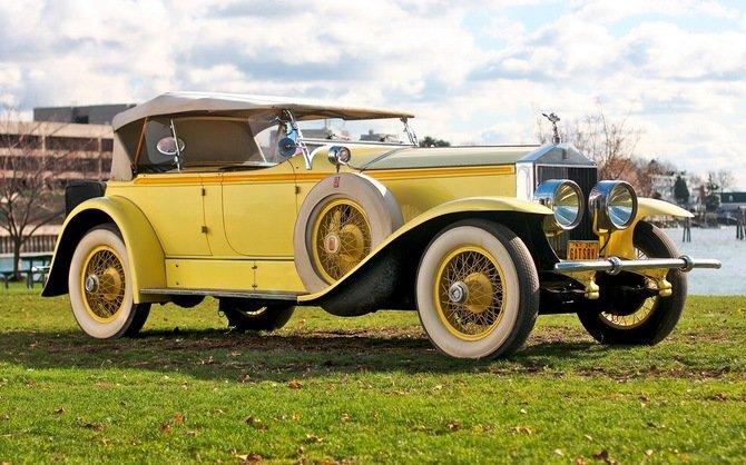 Rolls-Royce Phantom Ascot Sport Phaeton