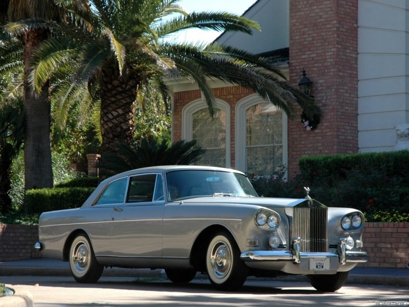 Rolls-Royce Silver Cloud Continental Coupe III