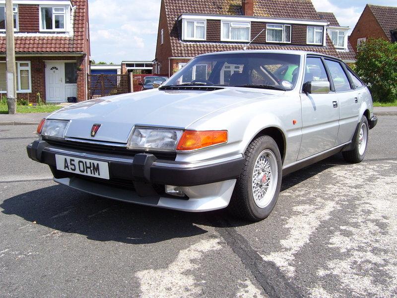 Rover 3500 ФОТО #4
