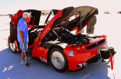 RSL Enzo Ferrari