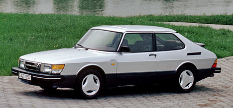 Saab 900 Turbo 16C