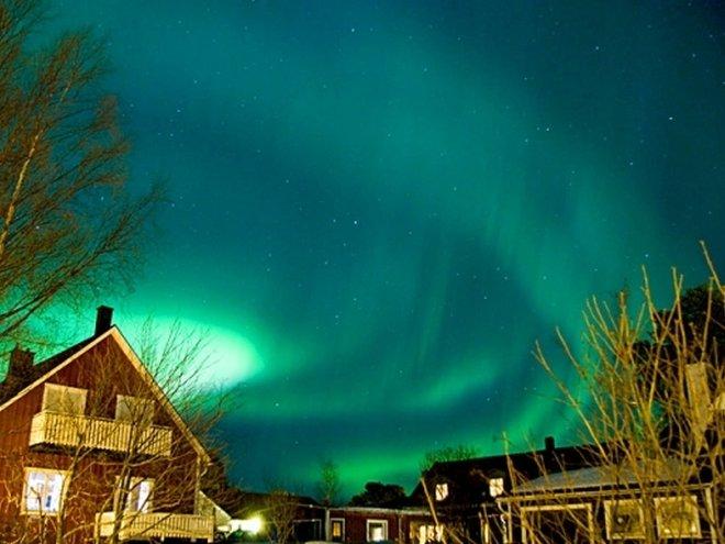 Северное сияние: топ мест, где его увидеть  (фото, видео) - Tochka.net
