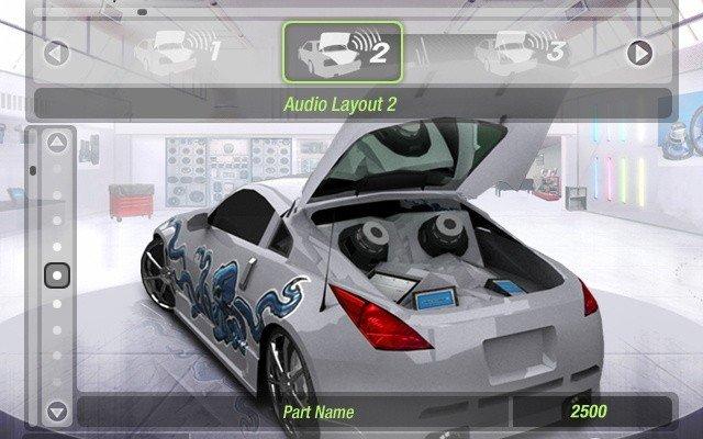 Скриншоты из игры Need for Speed Underground 2