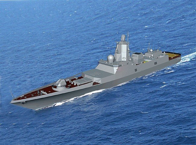 Сторожевой корабль проекта 22350