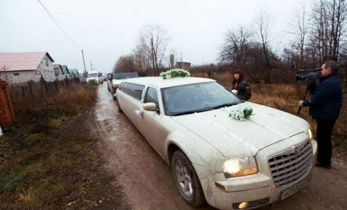 Свадебные приколы и фэйлы (62 фото) » Триникси