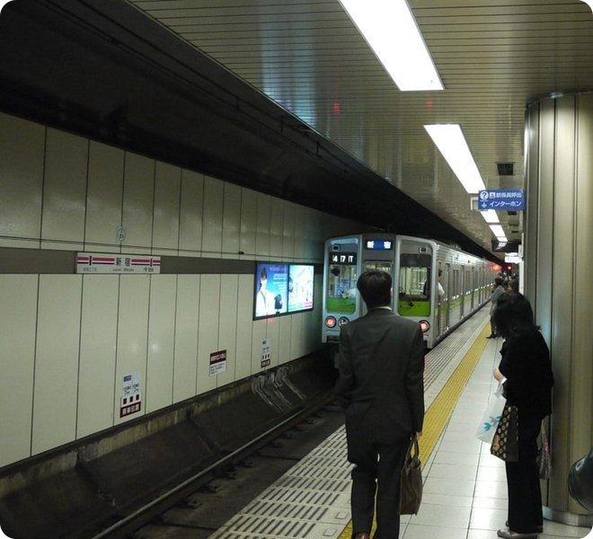 Светлая сторона Токийского метро (20 фото + текст)