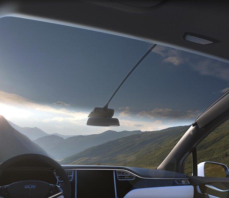 Tesla представила свой первый кроссовер Model X  (Интернет-журнал ETODAY)