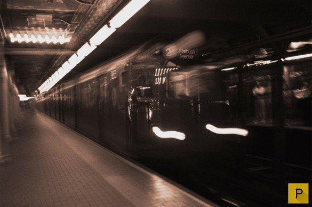 Топ 10: Самые жуткие легенды, связанные с метро в разных странах (10 фото)
