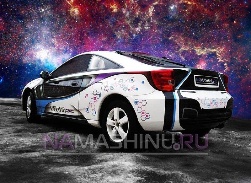 Toyota Celica — Формула вселенной | NAMASHINU.RU