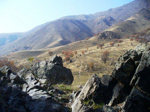Ущелье Узын Каргалы