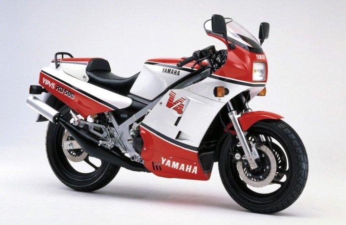 В Австралии нашли «законсервированный» спортбайк Yamaha RZ500N 1985 года с нулевым пробегом (12 фото