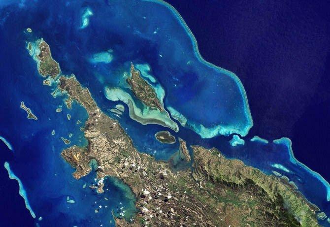 Вид сверху – лучшие фото NASA